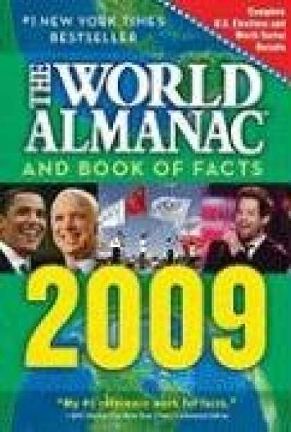 Bestsellers (2008) - The World Almanac and Book of Facts 2009 by World Almanac Books