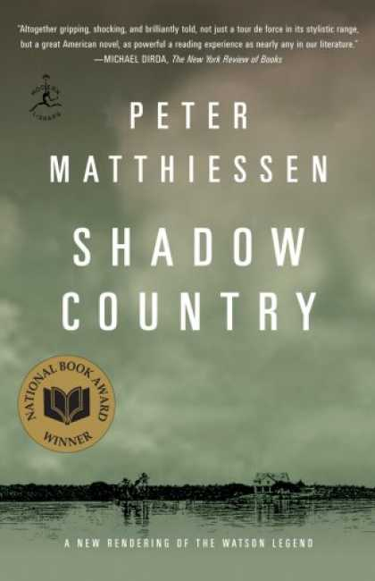Bestsellers (2008) - Shadow Country (Modern Library Paperbacks) by Peter Matthiessen