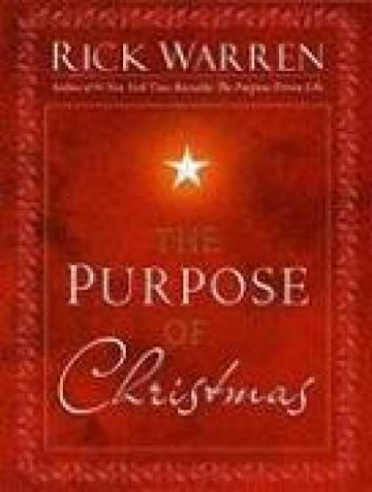 Bestsellers (2008) - The Purpose of Christmas by Rick Warren