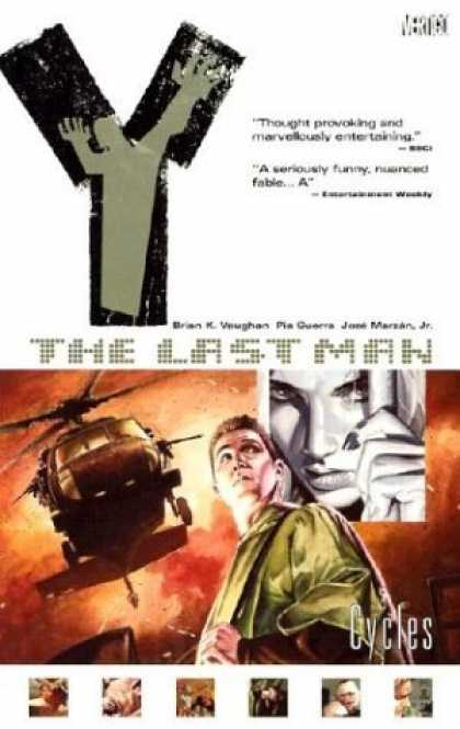 Bestselling Comics (2006) - Y: The Last Man Vol. 2: Cycles by Brian K. Vaughan