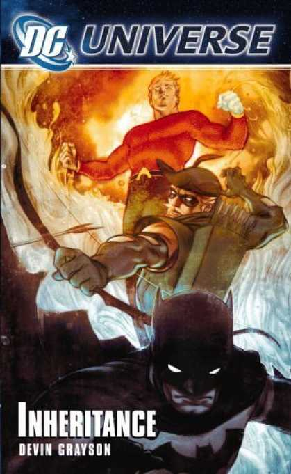 Bestselling Comics (2006) - DC Universe: Inheritance (Dc Universe) by Devin Grayson