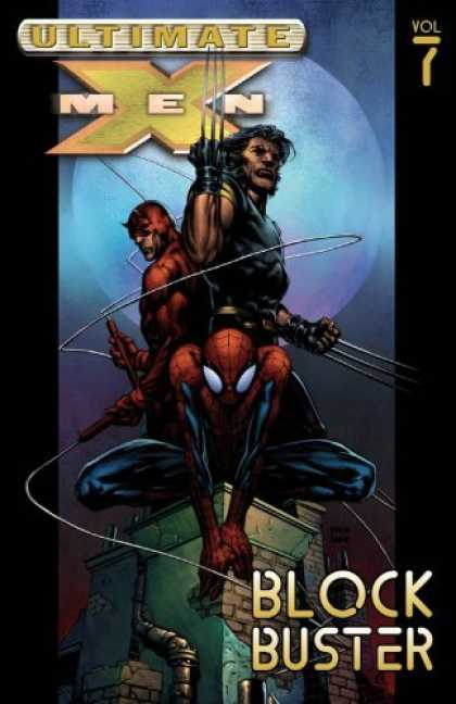 Bestselling Comics (2006) - Ultimate X-Men Vol. 7: Blockbuster by Brian Michael Bendis