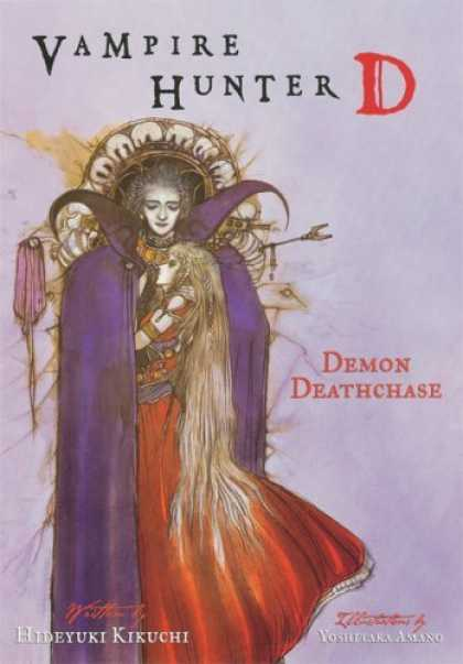 Bestselling Comics (2006) - Vampire Hunter D, Volume 3: Demon Deathchase (Vampire Hunter D) by Hideyuki Kiku