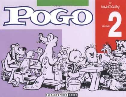Bestselling Comics (2006) - Pogo, Vol 2 (Pogo) by Walt Kelly - Comic - Walt Kelly - Volume 2 - Fantagraphics - Picnic
