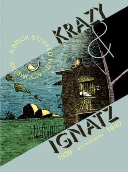 "Bestselling Comics (2006) - Krazy & Ignatz 1939-1940: ""A Brick Stuffed with Moombins"" (Krazy and Ignatz) by"