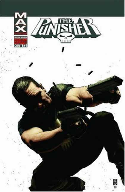Bestselling Comics (2006) - Punisher Max Volume 5: The Slavers TPB (Punisher) by Garth Ennis - Guns - Shooting - Skeleton - Max - Content