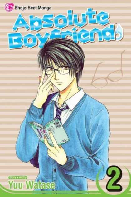 Bestselling Comics (2006) - Absolute Boyfriend, Volume 2 (Absolute Boyfriend (Graphic Novels)) by Yuu Watase