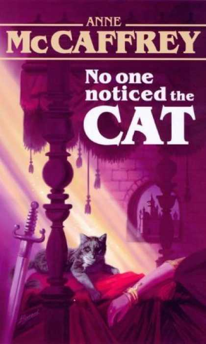 Bestselling Comics (2006) - No One Noticed The Cat by Anne McCaffrey - Anne Mccaffrey - Fantasy - Cat - Suspense - Mystery