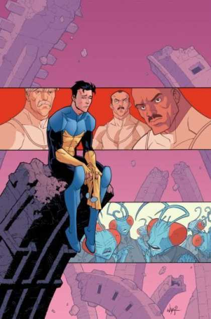 Bestselling Comics (2006) - Invincible Volume 6: A Different World by Robert Kirkman
