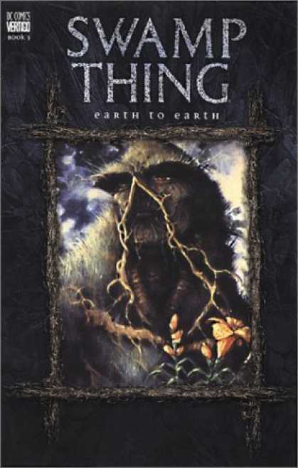 Bestselling Comics (2006) - Swamp Thing Vol. 5: Earth to Earth by Alan Moore - Swamp Thing - Monster - Earth To Earth - Flowers - Beast