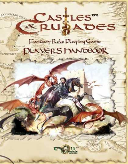Bestselling Comics (2006) - Castles And Crusades Players Handbook - New Printing by Davis Chenault