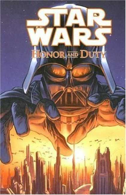 Bestselling Comics (2006) - Honor and Duty (Star Wars) by John Ostrander