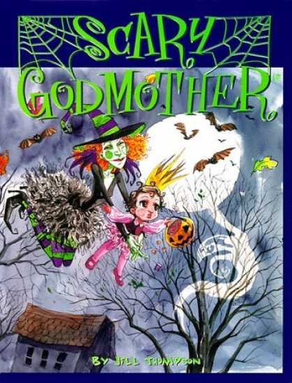 Bestselling Comics (2006) - Scary Godmother by Jill Thompson