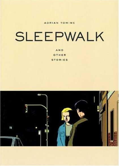 Bestselling Comics (2006) - Sleepwalk: and Other Stories by Adrian Tomine