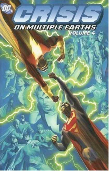 Bestselling Comics (2006) - Crisis on Multiple Earths - Volume 4 by Various