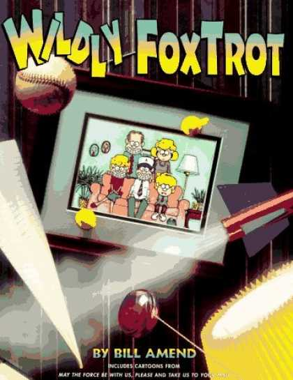 Bestselling Comics (2006) - Wildly FoxTrot : A FoxTrot Treasury by Bill Amend