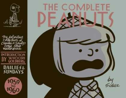 Bestselling Comics (2006) - The Complete Peanuts 1959-1960 by Charles M. Schulz - The Complete Peanuts - Dallies - Sundays - 1959 To 1960 - Goldberg
