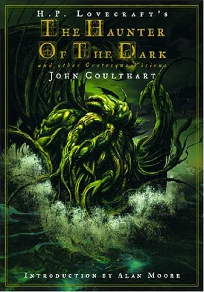 Bestselling Comics (2006) - The Haunter of the Dark: And Other Grotesque Visions by H. P. Lovecraft