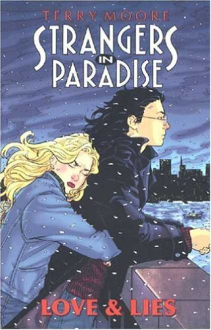Bestselling Comics (2006) - Strangers In Paradise Volume 18: Love & Lies (Strangers in Paradise (Graphic Nov