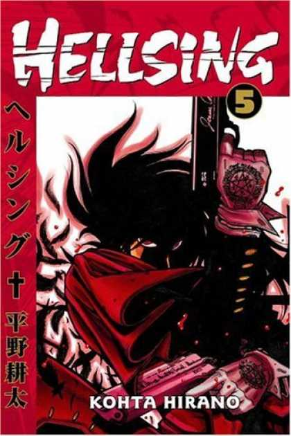 Bestselling Comics (2006) - Hellsing Volume 5 (Hellsing (Graphic Novels)) by Kohta Hirano