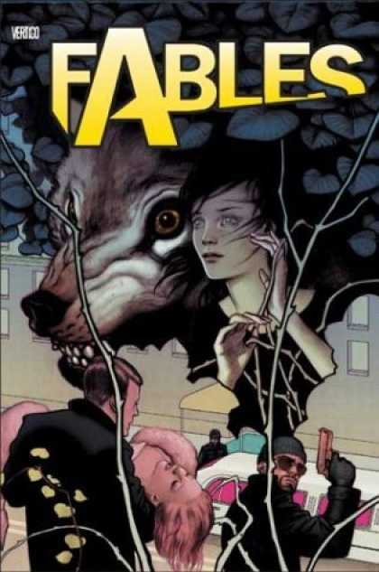 Bestselling Comics (2006) - Fables Vol. 3: Storybook Love by Bill Willingham - Vertigo - Modern Age - Bill Willingham - Wolves - Fantasy
