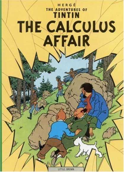 Bestselling Comics (2006) - The Calculus Affair (The Adventures of Tintin) by Herge