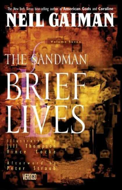 Bestselling Comics (2006) - The Sandman Vol. 7: Brief Lives by Neil Gaiman