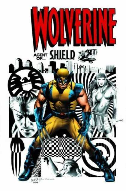 Bestselling Comics (2006) - Wolverine: Enemy of The State, Vol. 2 by Mark Millar