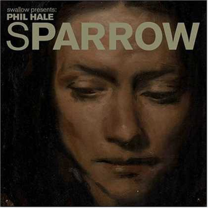 Bestselling Comics (2006) - Sparrow: Phil Hale by Phil Hale - Artistic Painting - Face - Eyes Diverted - Lips - Eyebrows