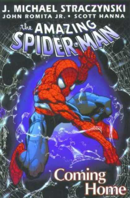 Bestselling Comics (2006) - Amazing Spider-Man Vol. 1: Coming Home by J. Michael Straczynski