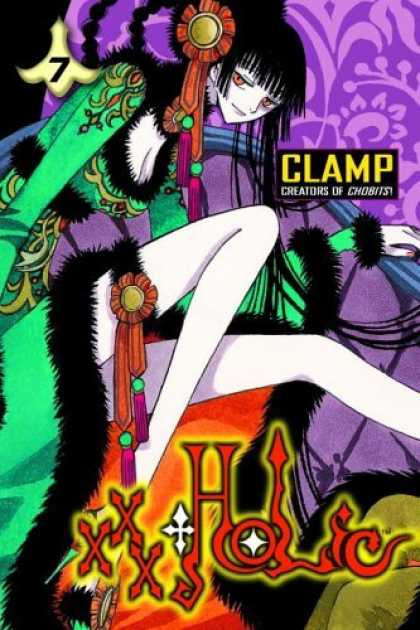 Bestselling Comics (2006) - xxxHOLiC 7 (Xxxholic (Graphic Novels)) by Clamp