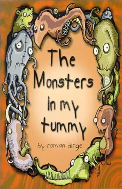 Bestselling Comics (2006) - Monsters in my Tummy by Roman Dirge