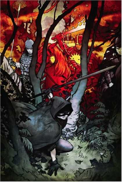 Bestselling Comics (2006) - Fables Vol. 6: Homelands by Bill Willingham - Soldier - War - Arrow - Fire - Horse