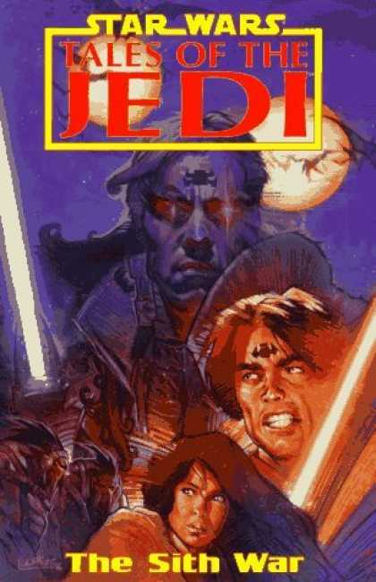 Bestselling Comics (2006) - The Sith War (Star Wars: Tales of the Jedi, Volume Three) by Kevin J. Anderson - Star Wars - Tales Of The Jedi - The Sith War - Lightsaber - The Force