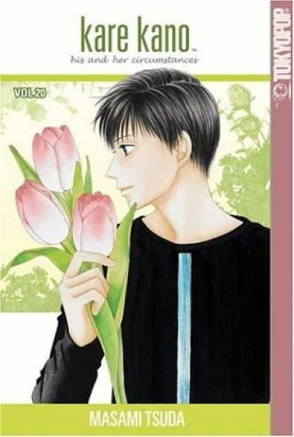Bestselling Comics (2006) - Kare Kano (20) - Red Tulips - Lotus Shape - Vol 20 - Kare Kano - Circumstances