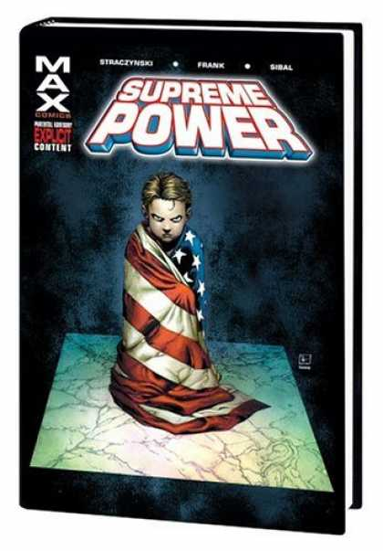 Bestselling Comics (2006) - Supreme Power, Vol. 1 by J. Michael Straczynski