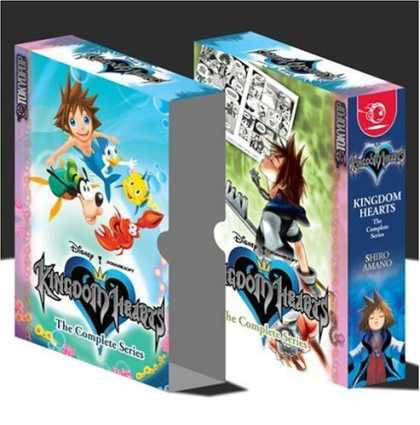 Bestselling Comics (2006) - Kingdom Hearts: The Complete Series by