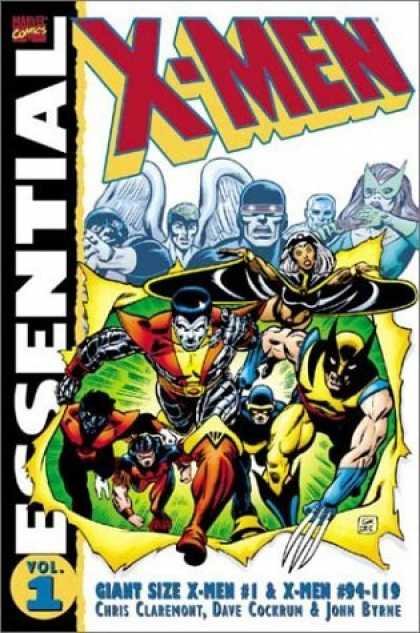 Bestselling Comics (2006) - Essential X-Men Vol. 1 by Chris Claremont