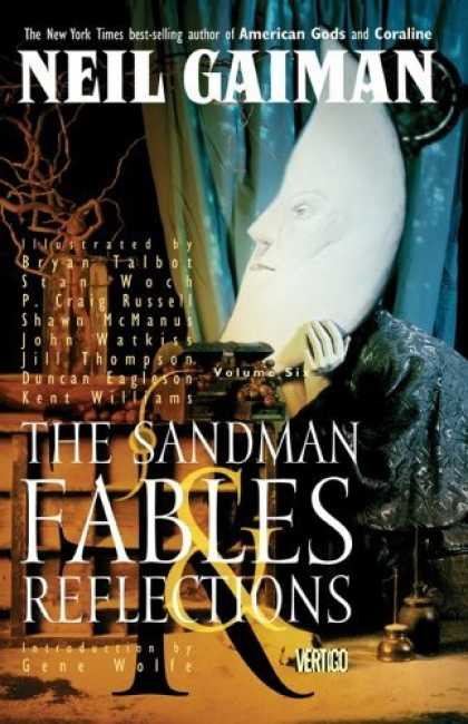 Bestselling Comics (2006) - The Sandman Vol. 6: Fables and Reflections by Neil Gaiman
