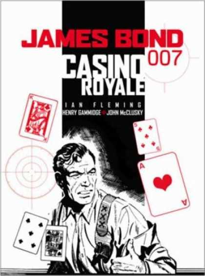 Bestselling Comics (2006) - James Bond 007: Casino Royale (James Bond (Graphic Novels)) by Ian Fleming - James Bond 007 - Casino Royale - Ian Fleming - Henry Gammidge - John Mcclusky
