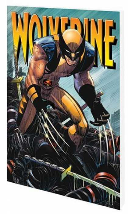 Bestselling Comics (2006) - Wolverine: Enemy of the State, Vol. 1 by Mark Millar
