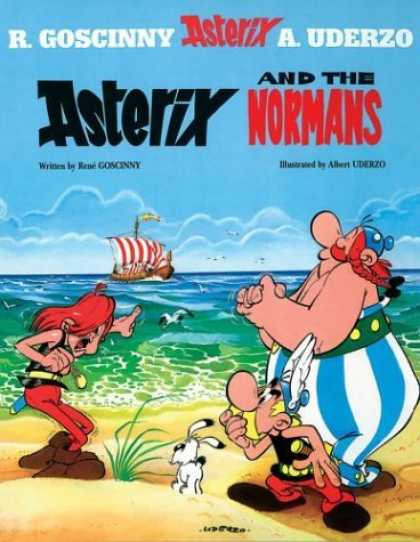 Bestselling Comics (2006) - Asterix and the Normans (Asterix) by Rene Goscinny