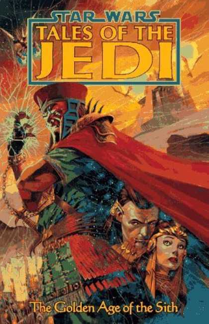 Bestselling Comics (2006) - The Golden Age of the Sith (Star Wars: Tales of the Jedi) by Kevin J. Anderson - Star Wars - Jedi - Tales Of The Jedi - Sith - Golden Age Of Sith