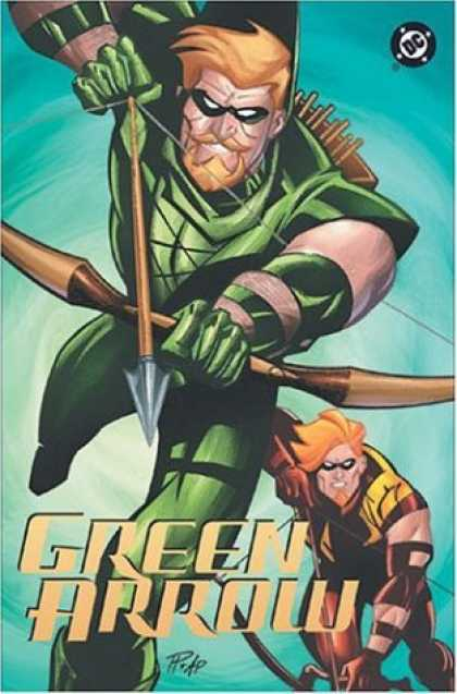 Bestselling Comics (2006) - Green Arrow: The Archer's Quest (Vol. 4) by Brad Meltzer - Green Arrow - Dc - Bow - Arrow - Quiver
