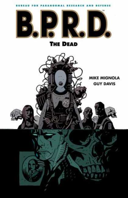 Bestselling Comics (2006) - B.P.R.D.: The Dead (B.P.R.D. (Graphic Novels)) by Mike Mignola
