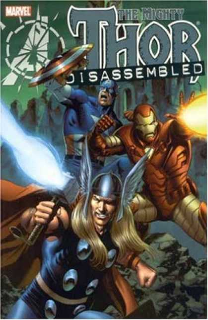 Bestselling Comics (2006) - Avengers Disassembled: Thor by Michael Avon Oeming