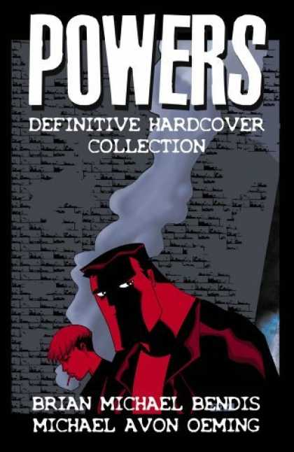 Bestselling Comics (2006) - Powers, Vol. 1 by Brian Michael Bendis - Streets - Poor - Ghetto - Smoke - Brick