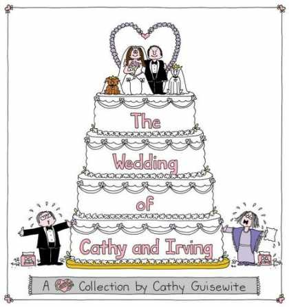 Bestselling Comics (2006) - The Wedding of Cathy and Irving: A Cathy Collection by Cathy Guisewite