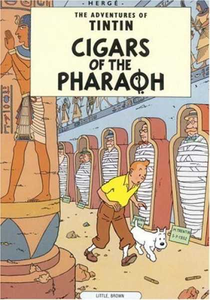 Bestselling Comics (2006) - Cigars of the Pharoah (The Adventures of Tintin) by Herge