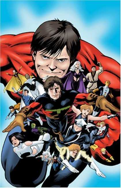 Bestselling Comics (2006) - Legion of Super-Heroes: Teenage Revolution by Mark Waid